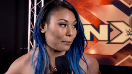 Mia Yim is coming for Shayna Baszler's NXT Women's Title: WWE.com Exclusive, Dec. 12, 2018