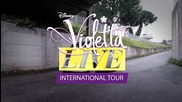 Violetta Live: Най-доброто от Италия