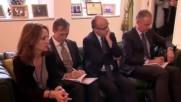 Saudi Arabia: EU's Mogherini meets Saudi FM to discuss Syria crisis