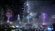 Посрещане на нова година в Дубай