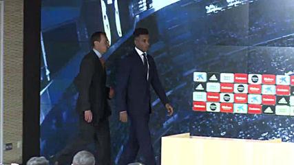 Spain: Real Madrid present new Brazilian wonderkid Rodrygo