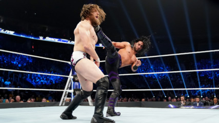 Mustafa Ali battles The New Daniel Bryan: Wal3ooha, 13 December, 2018