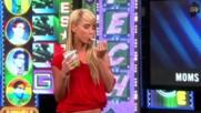 Sara Underwood Tries Schweddy Balls Ice Cream