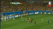 Германия победи Бразилия с 7-1 на полуфинал за световната купа