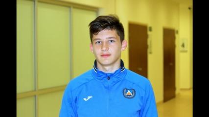 Атанас Кабов: Трупам самочувствие като играя за мъжкия тим на Левски