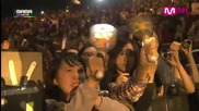 Infinite - intro + Last Romeo + Back - 2014 Mama in Hong Kong 031214