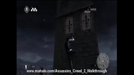 Assassins Creed 2 Walkthrough - Mision 3 Sibling Rivalry Hd