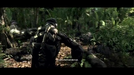 Crysis - Extreme Graphics, Recovery Gameplay