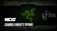 NEXTTV 043: Gaming Knights Промо