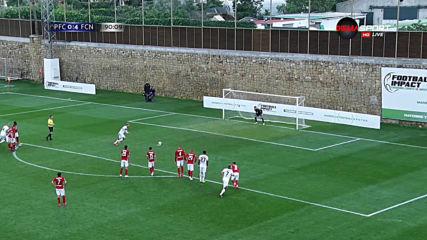 Нюрнберг намери време за пети гол срещу ЦСКА