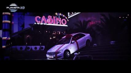 Анелия и Черната златка се бият заради мъж или песента- Да ти викна ли такси 2012 _ Official Video