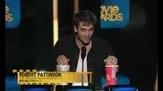 Mtv Movie Awards 2010: Best Male Perfomance