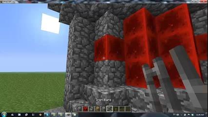 Minecraft Speed Building Part:1
