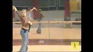 David Bisbal Y Gisela Танцуват В Академията 2 Parte