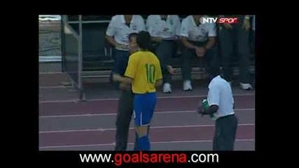 13.10 Венецуела - Бразилия 0:4 Кака гол