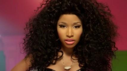 Nicki Minaj - I Am Your Leader (Оfficial video)