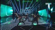 Infinite - The chaser ~ Inkigayo (27.05.2012)