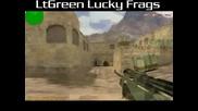 LtGreen Lucky Frags