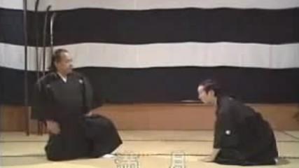 Ягю Шинган Рю - Кенджи Шимадзу