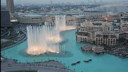 Фонтани Дубай - Burj Khalifa
