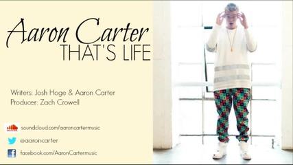 Aaron Carter - That's Life