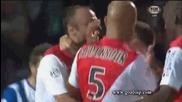 17.08 Гениалният Димитър Бербатов отбеляза страхотен гол при загубата на Монако от Бордо с 4:1