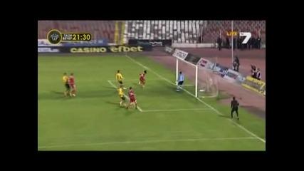 Цска победи Ботев Пловдив с 2-0 и уверено крачи към Европа.