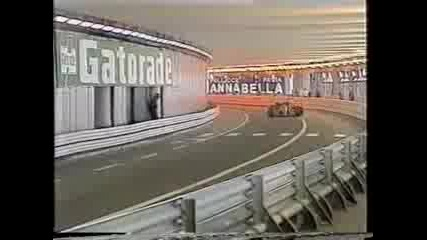 Nigel Mansell F1 Overtakes