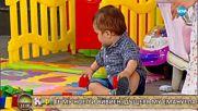"""""""На кафе"""" с Етиен Леви и двете му деца (06.06.2018)"""