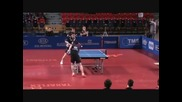 Тенис на маса - Най-доброто от He Zhi Wen