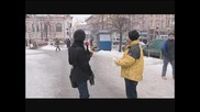 Мери Репортери - Посрещане На Извънземните в център на София