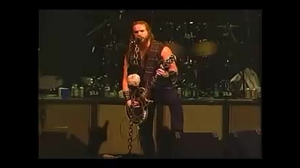 Zakk Wylde - Spoke in the wheel