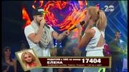 Елена Кучкова и Иво Аръков - Опасно близки - VIP Brother финал (17.11.2014г.)