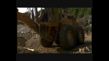 Изграждането на яз. Цанков Камък - част 2