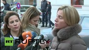 Vienna: International community must unite against terrorism - Mogherini