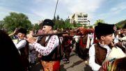 Цветанов поведе шествието с чевермета в Златоград
