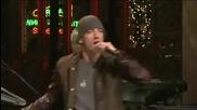 Eminem feat. Lil Wayne - No Love ( Live on Saturday Night Live Snl ) Full Hd