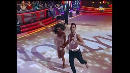 Dancing Stars - Нели и Наско елиминации (10.04.2014г.)