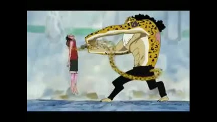 One Piece Luffy Vs Lucci Amv