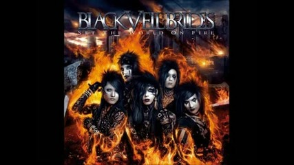 Black Veil Brides - God Bless You (from The New Album:set The World On Fire) *2011*