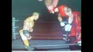 Twf Christian vs Rey Mysterio s (s igra4ki)