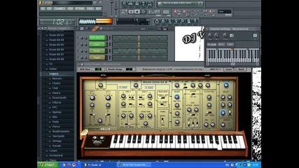 Radetcki - tih bql dunav ( instrumental fl studio )