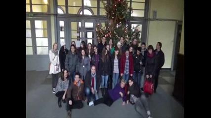 Коледна среща на поколенията в Магим - 26.12.2014 г.