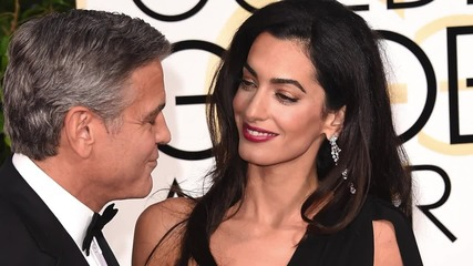 George Clooney Gushes Over Married Life With Alamuddin