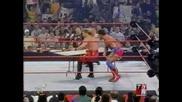 Dudley Boyz & Chris Jericho vs. Edge, Christian & Kurt Angle