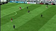Fifa 11 Гол !!!