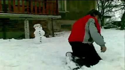 през зимата на 28.12.2009г.