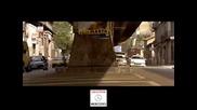 Taxi 1 Сцените с Мерцедеси Е500