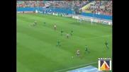 Атлетико Мадрид - Панатинайкос 2:0 (общ резултат 5:2)
