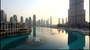 Невероятни кадри от фонтаните в Дубай 1 - ва част